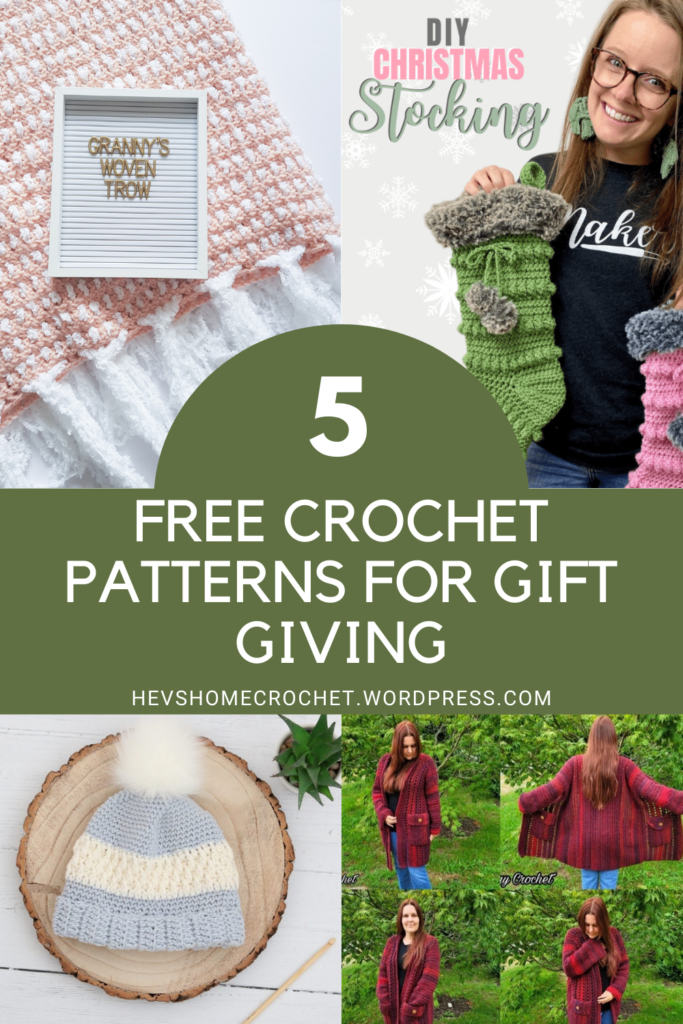 Top 5 Free Christmas Patterns