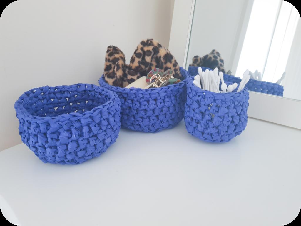 Mini Babushka Baskets